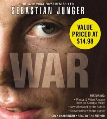 Download WAR by Sebastian Junger