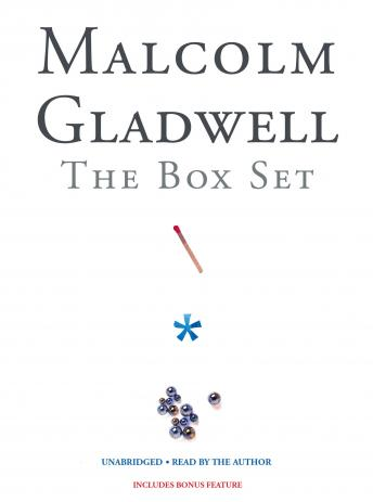 Download Malcolm Gladwell Box Set by Malcolm Gladwell