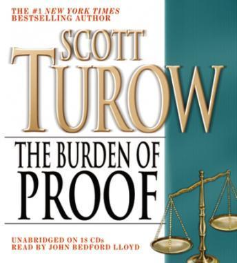 Burden of Proof, Scott Turow