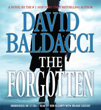 Forgotten, David Baldacci