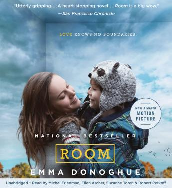 Room: A Novel, Emma Donoghue