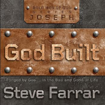 God Built: Shaped by God...in the Bad and Good of Life, Steve Farrar