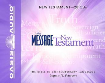 Download Message Bible: New Testament by Eugene H Peterson