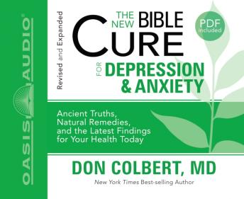New Bible Cure for Depression and Anxiety, Don Colbert