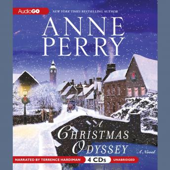 Christmas Odyssey, Anne Perry