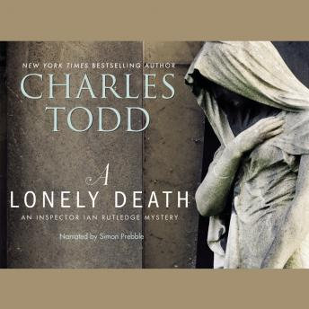 Lonely Death, Charles Todd