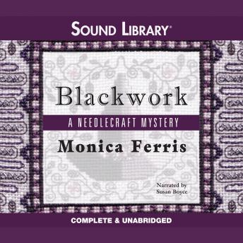Blackwork, Monica Ferris