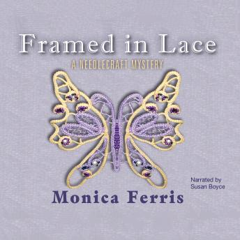 Framed in Lace, Monica Ferris