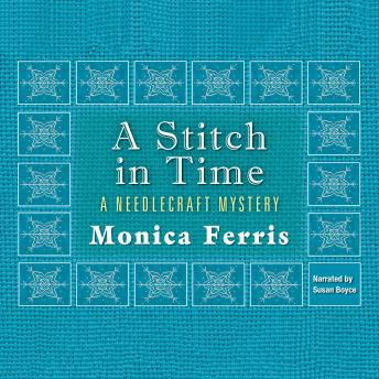 Stitch in Time, Monica Ferris