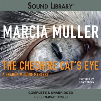 Cheshire Cat's Eye, Marcia Muller