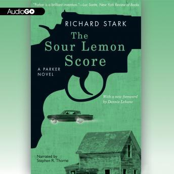 A Parker Novel, #12: The Sour Lemon Score