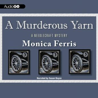 A Needlecraft Mystery, #5: A Murderous Yarn, Monica Ferris