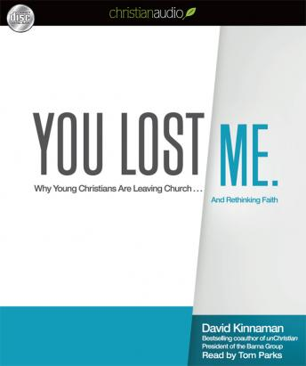 Download You Lost Me by David Kinnaman