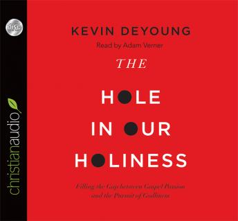 Hole in Our Holiness: Filling the Gap between Gospel Passion and the Pursuit of Godliness, Kevin DeYoung