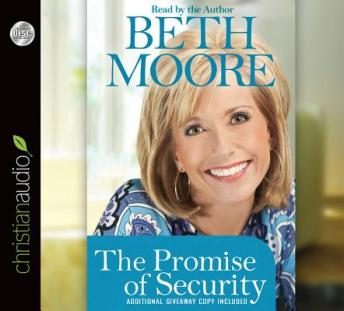 Promise of Security, Beth Moore