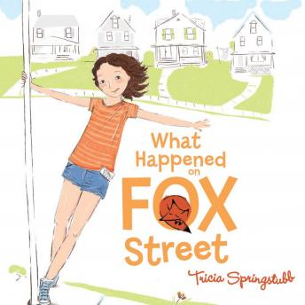 What Happened on Fox Street, Tricia Springstubb