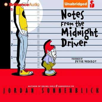 Notes from the Midnight Driver, Jordan Sonnenblick
