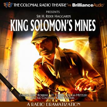 King Solomon's Mines, Sir H. Robert Haggard and J. T. Turner
