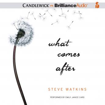 What Comes After, Steve Watkins