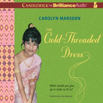 Gold-Threaded Dress, Carolyn Marsden