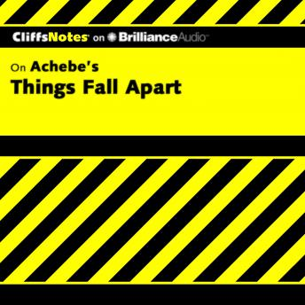 Things Fall Apart, John  M.Ed. Chua and Suzanne Pavlos