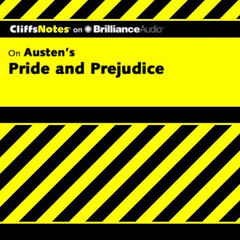 Pride and Prejudice, M.A. Marie Kalil