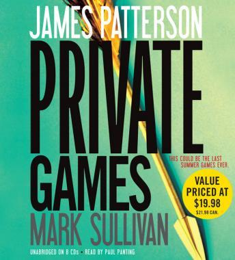 Private Games, Mark Sullivan, James Patterson