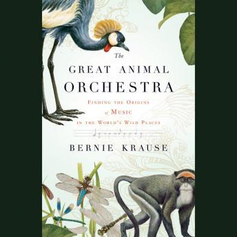 Great Animal Orchestra: Finding the Origins of Music in the World's Wild Places, Bernie Krause