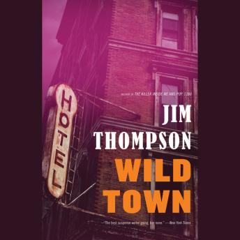 Wild Town, Jim Thompson