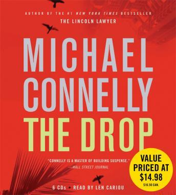 Drop, Michael Connelly
