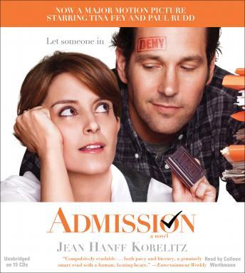 Admission, Jean Hanff Korelitz