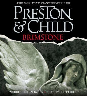 Brimstone: Booktrack Edition, Lincoln Child, Douglas Preston