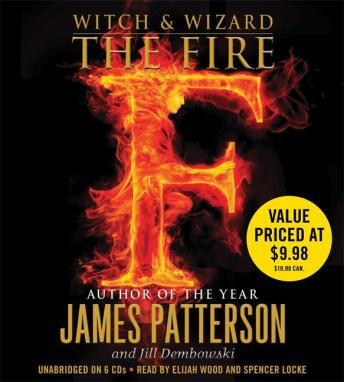 Fire, Jill Dembowski, James Patterson