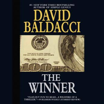 Winner, David Baldacci