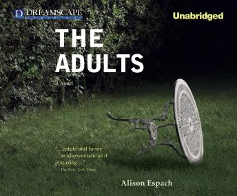 Adults, Alison Espach