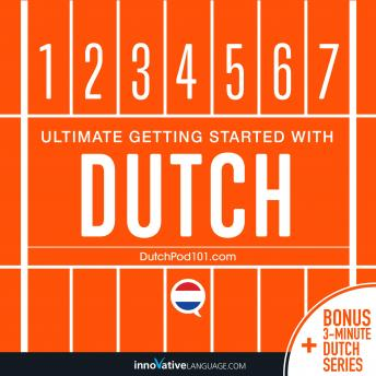 Learn Dutch - Ultimate Getting Started with Dutch