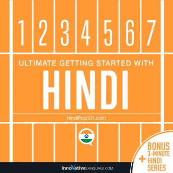 Download Ultimate Getting Started with Hindi by Innovative Language Learning