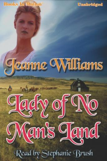 Lady Of No-Mans's Land, Jeanne Williams