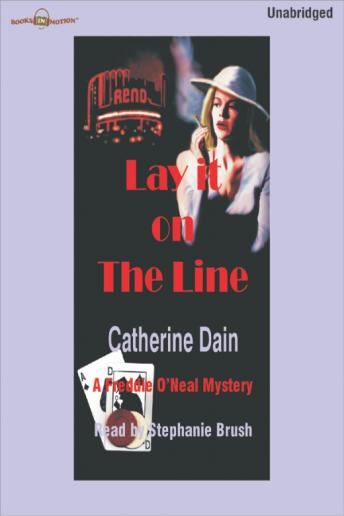 Lay it on the Line, Catherine Dain