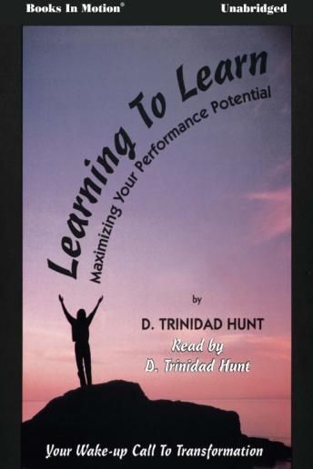 Learning To Learn, D. Trinidad Hunt