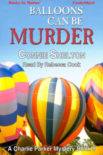 Balloons Can Be Murder sample.