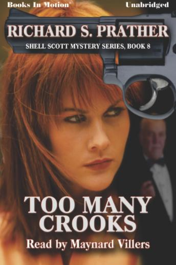 Too Many Crooks, Richard S. Prather