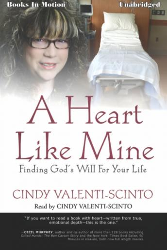 Heart Like Mine, Cindy Valenti-Scinto