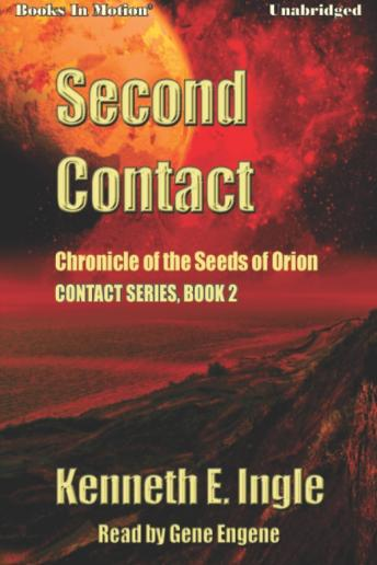 Second Contact, Kenneth E. Ingle