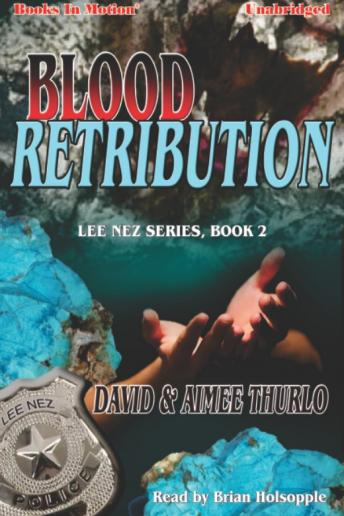 Blood Retribution, David & Aimee Thurlo