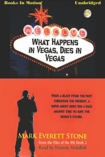 What Happens in Vegas Dies in Vegas, Mark Everett Stone