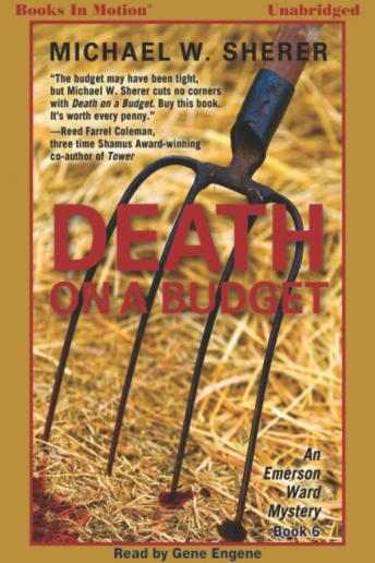 Death on a Budget, Michael W. Sherer