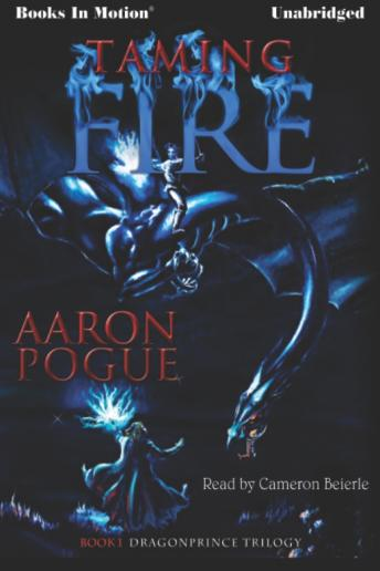 Taming Fire, Aaron Pogue