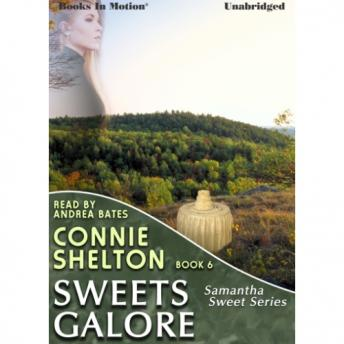 Sweets Galore, Connie Shelton