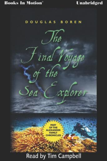 Final Voyage of the Sea Explorer, Douglas Boren